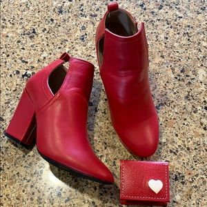Red Boot (Vegan) by Quipid 🌈Host Pick